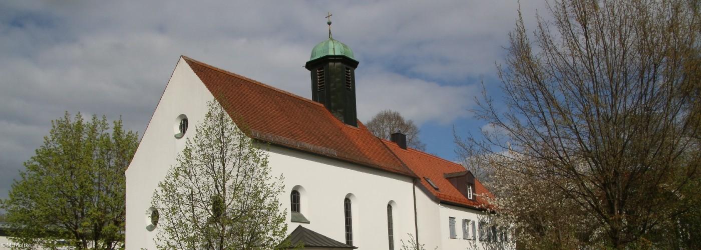 Ansicht Christuskirche