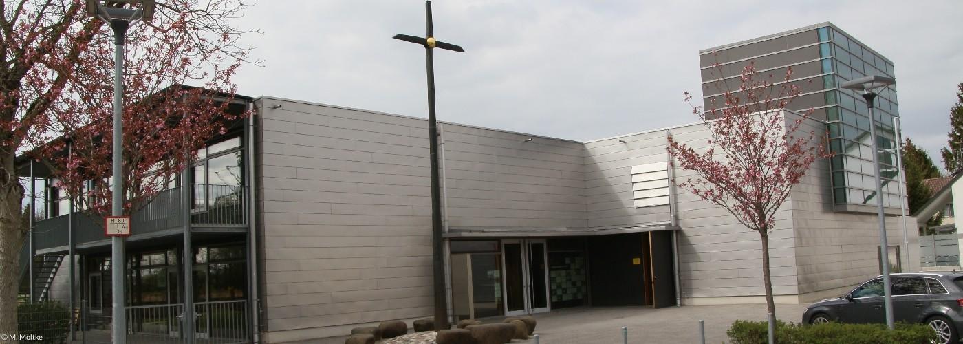Auferstehungskirche Altenerding